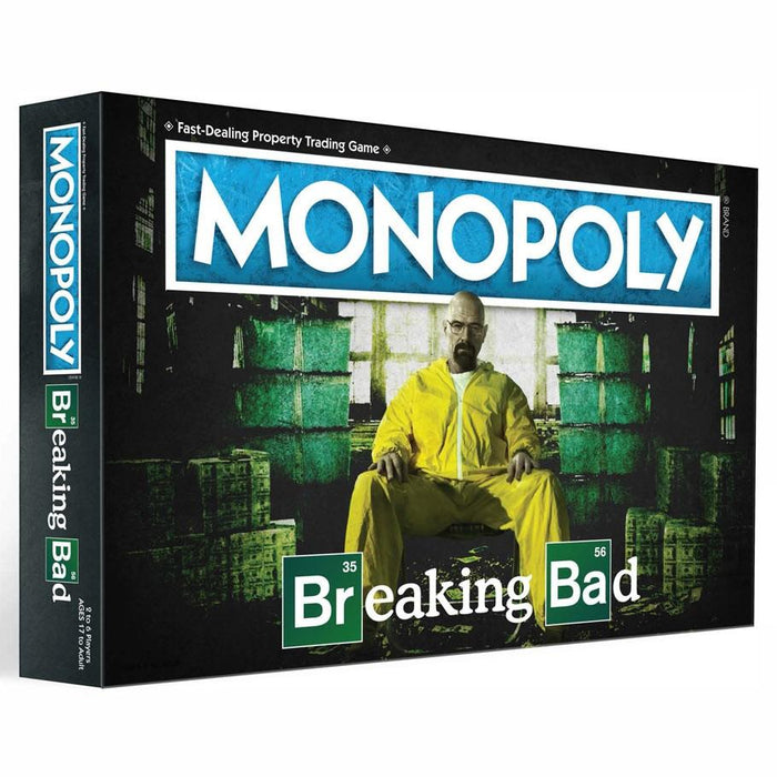 Monopoly: Breaking Bad Board Game