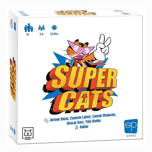 Super Cats Board Game