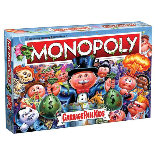 Monopoly: Garbage Pail Kids Board Game