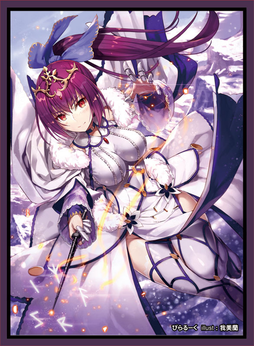 C97 Fate Grand Order FGO - Scathach Skadi Circle Piraruuki - Doujin Mature Character Sleeves