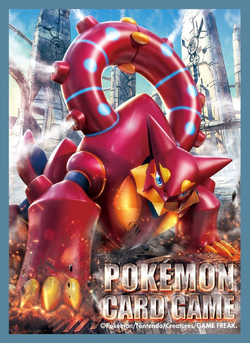 Pokemon XY - Volcanion - Sleeves 32CT