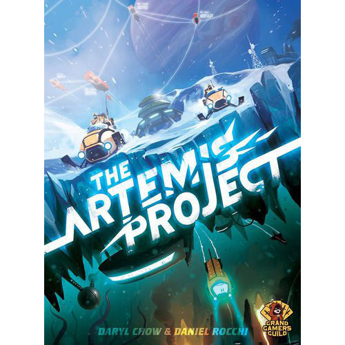 The Artemis Project Board Game (Pre-order)