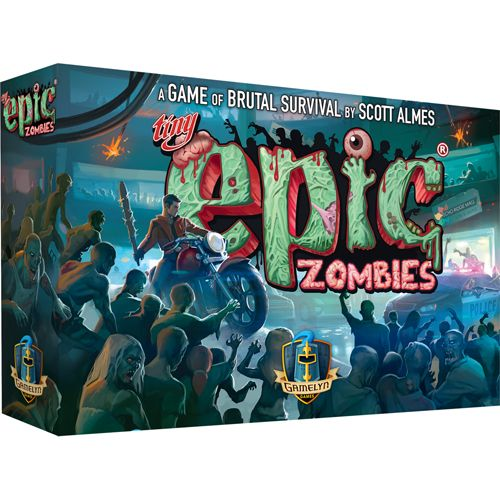 Tiny Epic Zombies Board Game