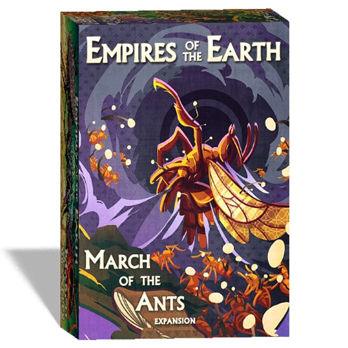 March of the Ants: Empires of the Earth Board Game