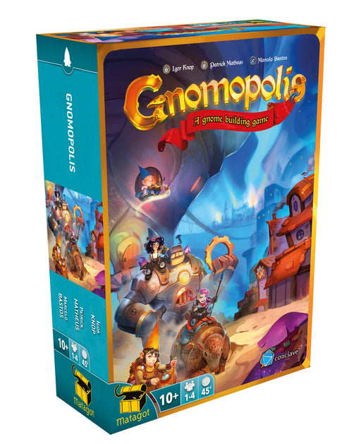 Gnomopolis Board Game