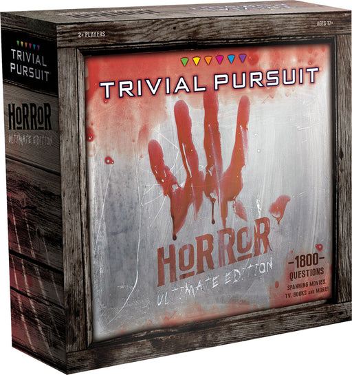 Horror Ultimate Edition Trivial Pursuit Board Game