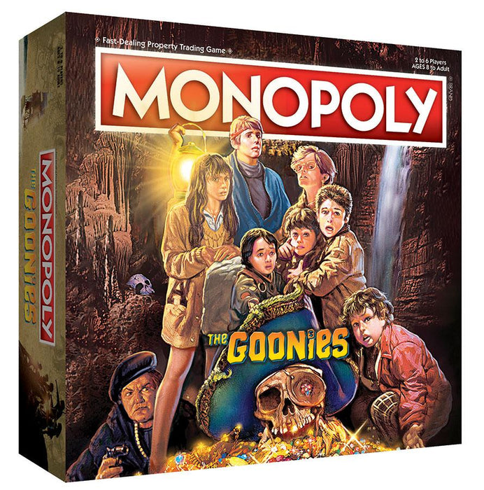 Monopoly: The Goonies Board Game