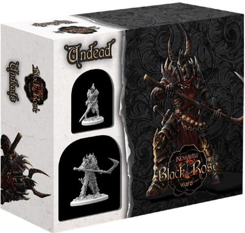 Black Rose Wars: Summonings Undead Expansion Board Game