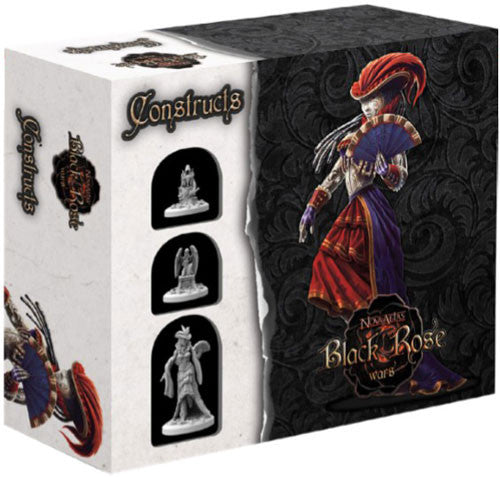 Black Rose Wars: Summonings - Constructs Expansion Board Game (Pre-order)