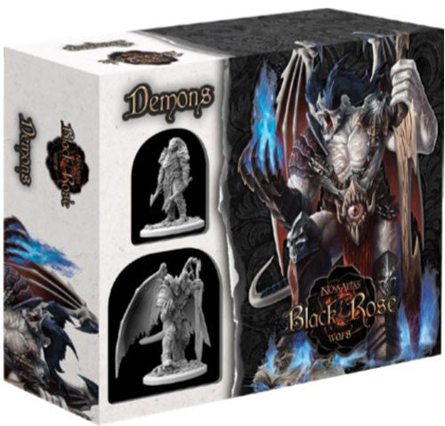 Black Rose Wars: Summonings Demons Expansion Board Game