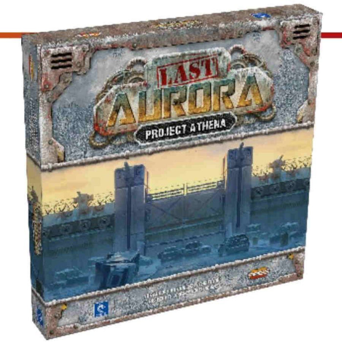 Last Aurora: Project Athena Expansion Board Game