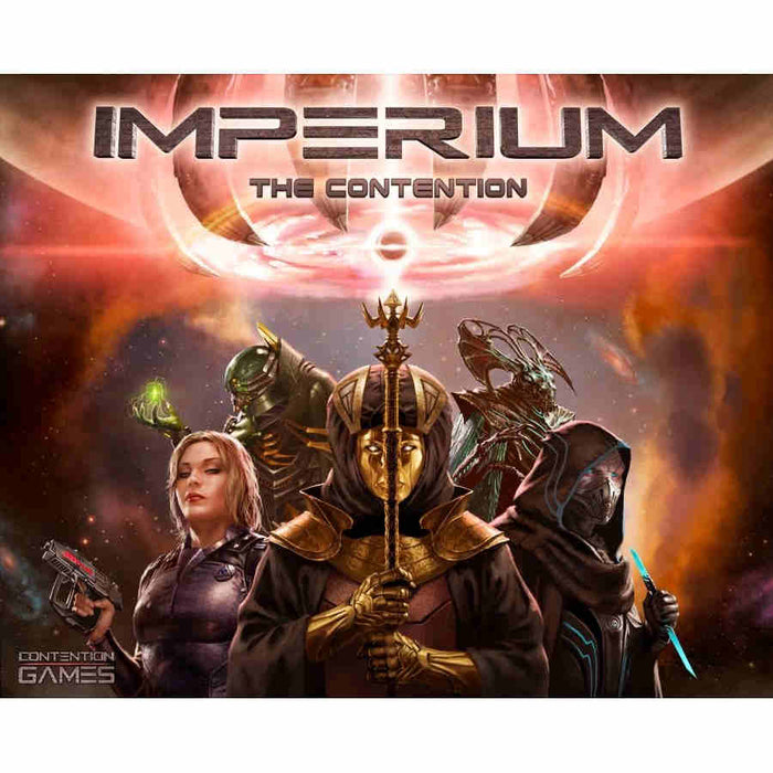 Imperium: The Contention Deluxe Edition Board Game (Pre-order)