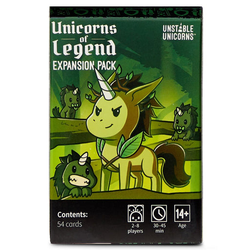 Unstable Unicorns: Unicorn of Legend Expansion Board Game