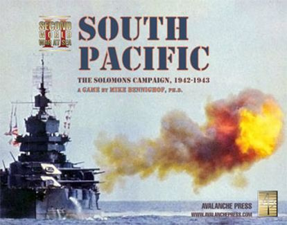 Second World War at Sea: South Pacific Board Game (Pre-order)