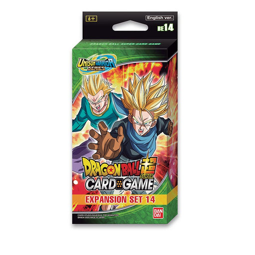 Dragon Ball Super TCG: Expansion Set 14 Battle Advanced (Pre-order) Dec 2020