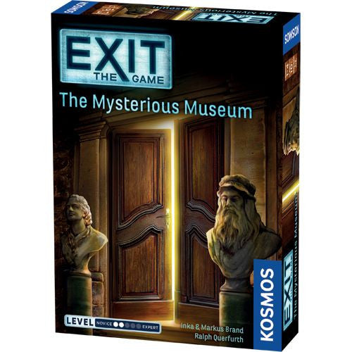Exit: The Mysterious Museum Board Game