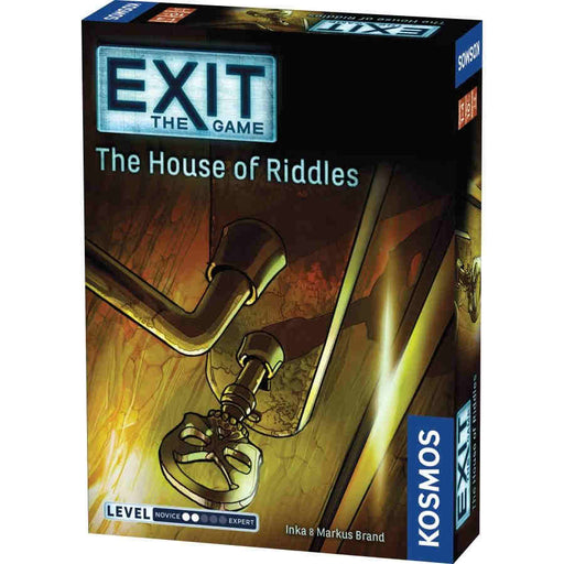 Exit: The House of Riddles Board Game