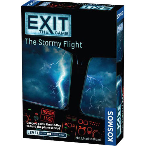 Exit: The Stormy Flight Board Game (Pre-order)