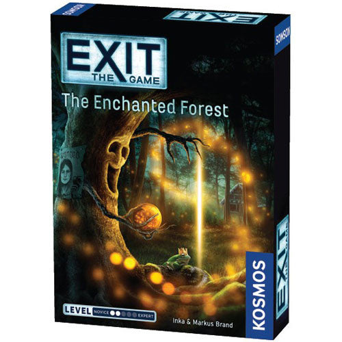 Exit: The Enchanted Forest Board Game (Pre-Order)