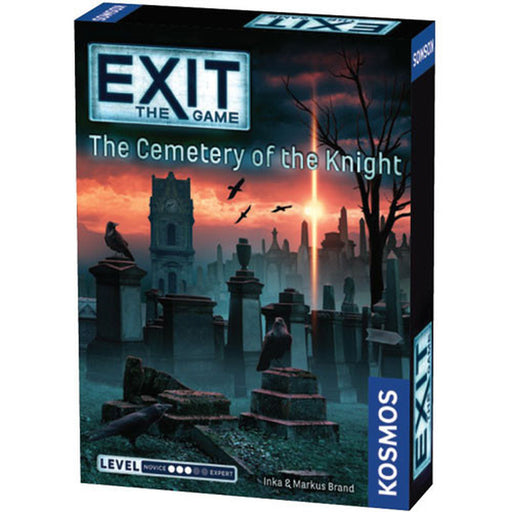 Exit: The Cemetery of the Knight Board Game (Pre-Order)