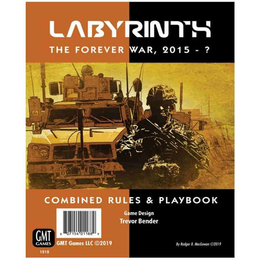 LABYRINTH: THE FOREVER WAR 2015 EXPANSION Board Game (Pre-order)