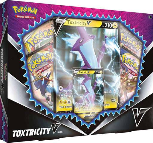Pokemon TCG: Toxicity V Box