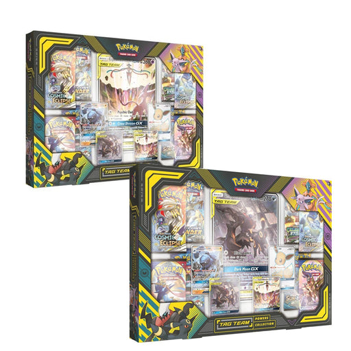 Pokemon: Tag Team Powers Collection - Espeon & Deoxys-GX + Umbreon & Darkrai-GX *