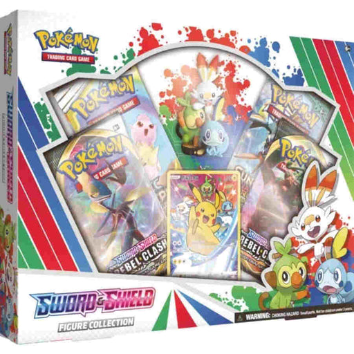 Pokemon TCG: Sword & Shield Figure Collection