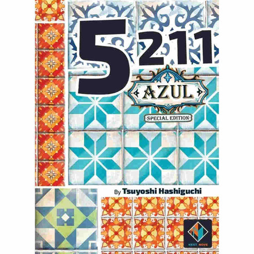 Azul 5211 Card Board Game (Pre-order)