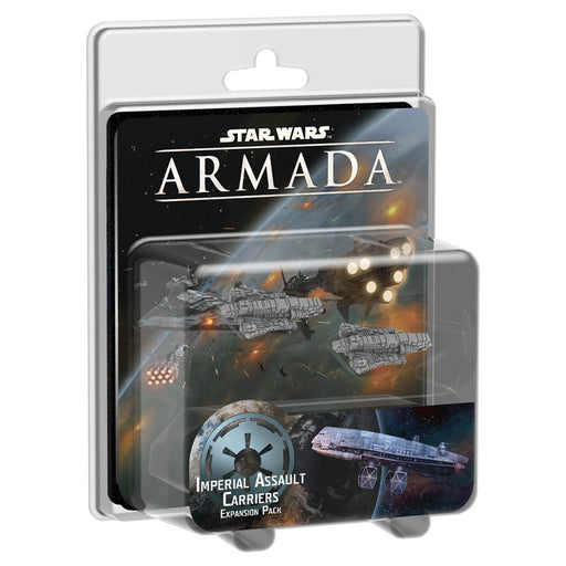Star Wars SW Armada: Imperial Assault Carriers Miniature Expansion Pack
