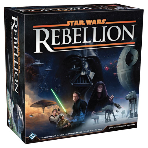 Star Wars SW: Rebellion Board Game