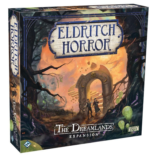 Eldritch Horror: The Dreamlands Expansion Board Game