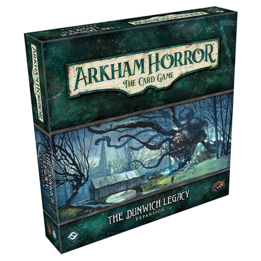 Arkham Horror: LCG: The Dunwich Legacy Card Game (Pre-order)