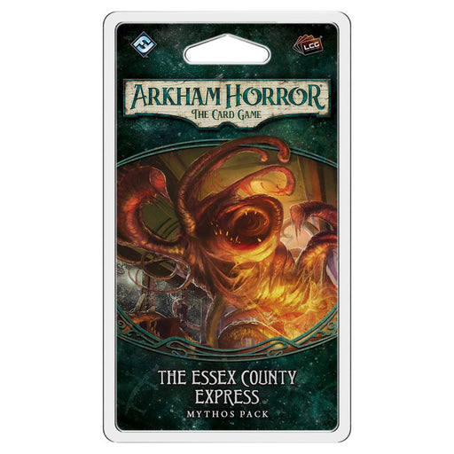 Arkham Horror: LCG: The Essex County Express Mythos Pack Card Game