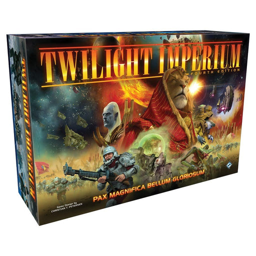 Twilight Imperium: 4th Edition Board Game