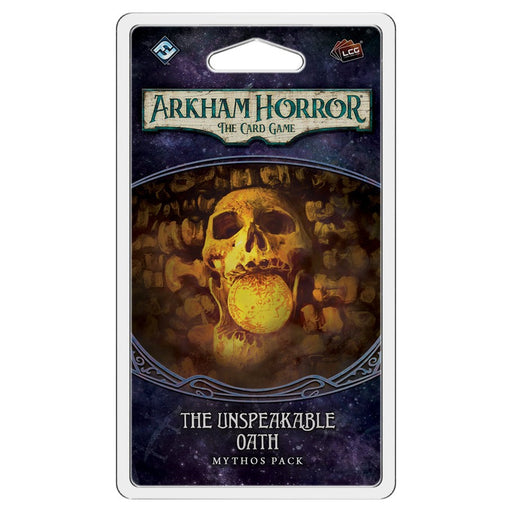 Arkham Horror LCG: The Unspeakable Oath Mythos Pack Card Game
