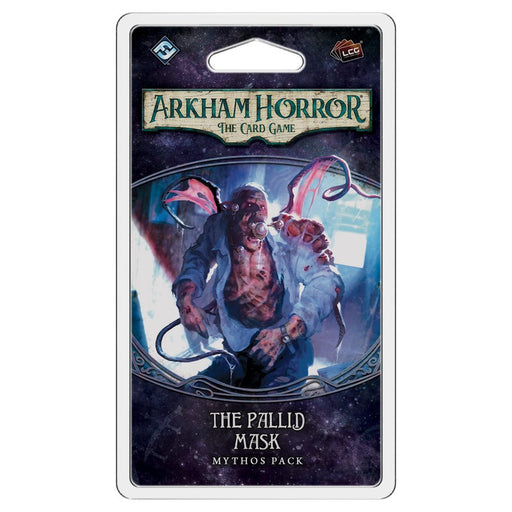 Arkham Horror: LCG: The Pallid Mask Card Game