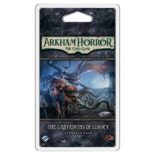 Arkham Horror LCG: The Labyrinths of Lunacy Scenario Pack Card Game