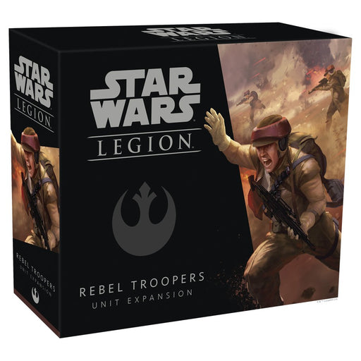 Star Wars SW Legion: Rebel Troopers Miniature Unit Expansion