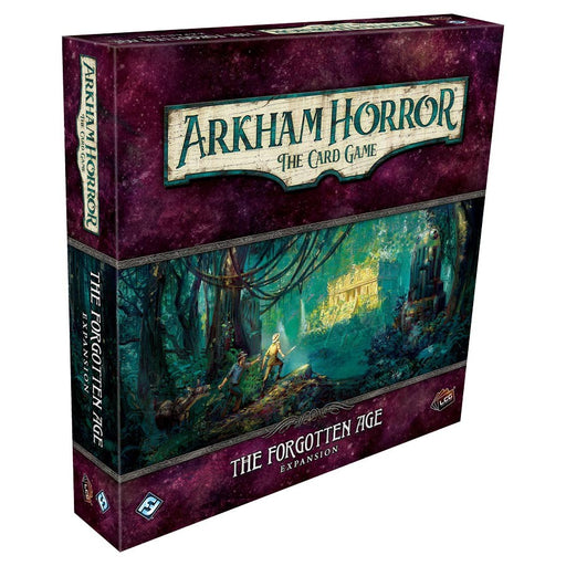 Arkham Horror The Forgotten Age Deluxe Expansion Board Game