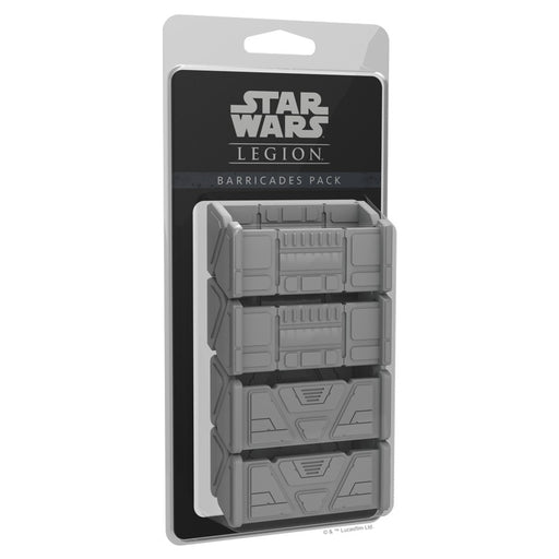 Star Wars SW Legion: Barricades Pack Expansion