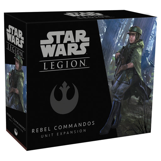 Star Wars SW Legion: Rebel Commandos Miniature Unit Expansion