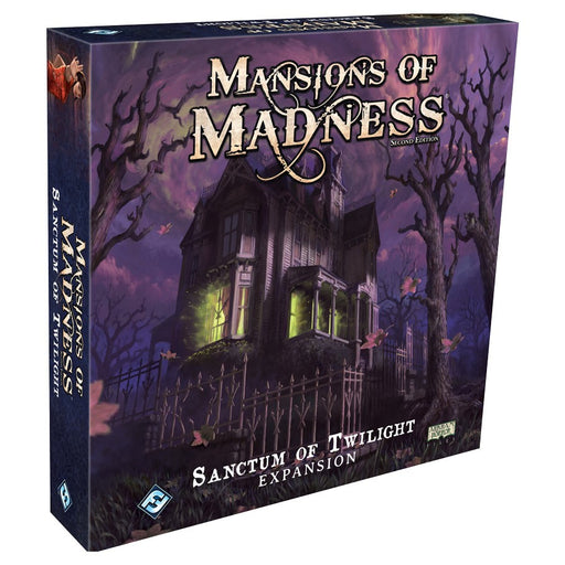 Mansions of Madness MoM 2E: Sanctum of Twilight Expansion Board Game