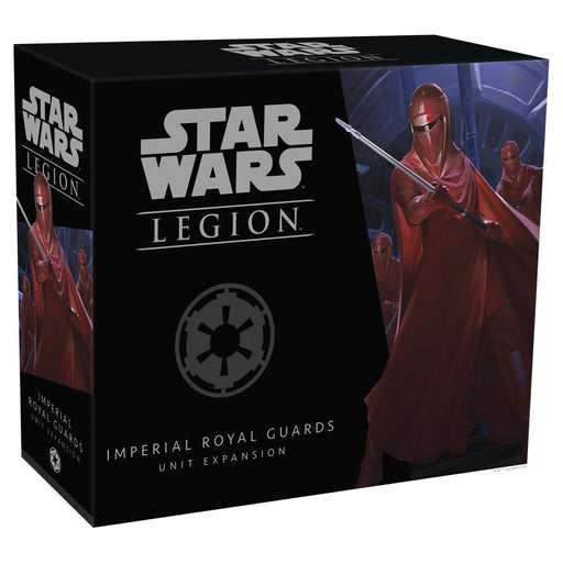 Star Wars SW Legion: Imperial Royal Guards Miniature Unit Expansion
