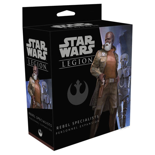 Star Wars SW Legion: Rebel Specialists Miniature Personnel Expansion