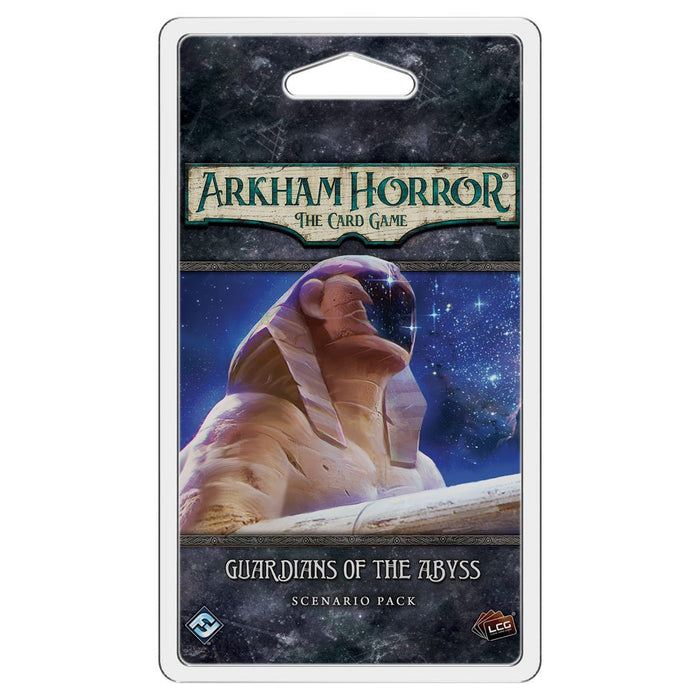 Arkham Horror: LCG: Guardians of the Abyss Scenario Pack Card Game (Pre-order)