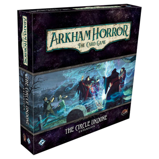Arkham Horror: LCG: The Circle Undone Deluxe Expansion Card Game