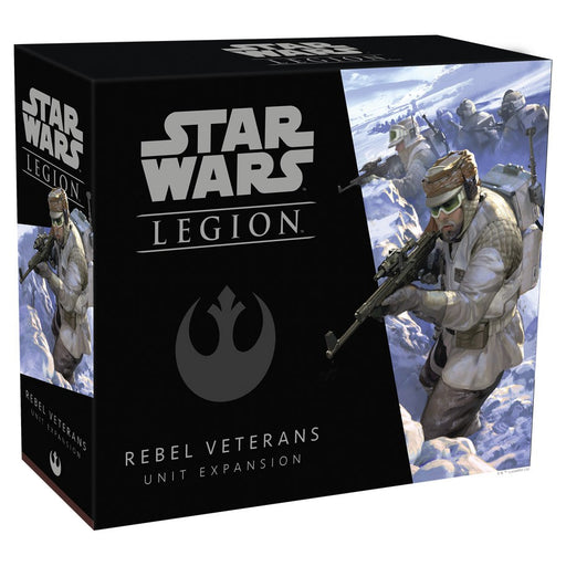 Star Wars SW Legion: Rebel Veterans Miniature Unit Expansion