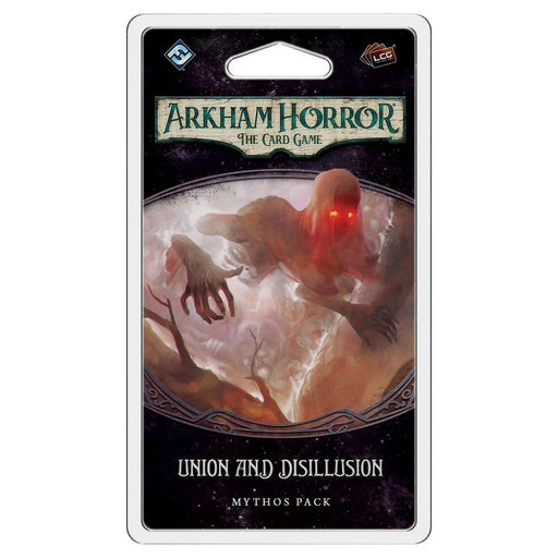Arkham Horror: LCG: Union and Disillusion Mythos Pack Card Game (Pre-order)