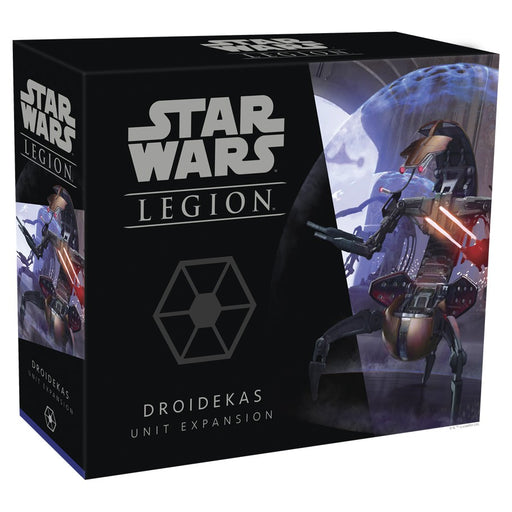 Star Wars SW Legion: Droidekas Miniature Unit Expansion